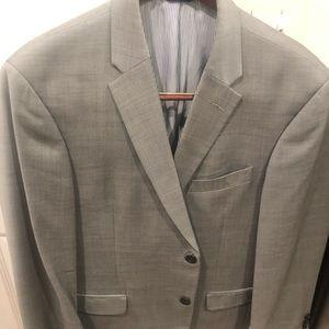 Tommy Hilfiger Men's Modern-Fit Gray Suit Jacket